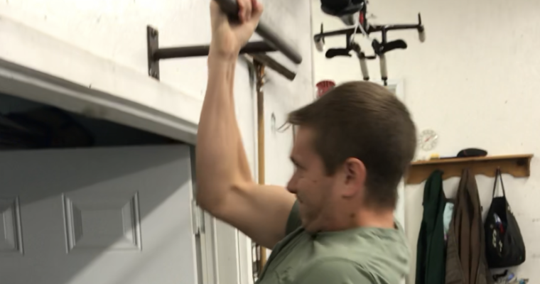 How I Trained For a One Arm Chin Up