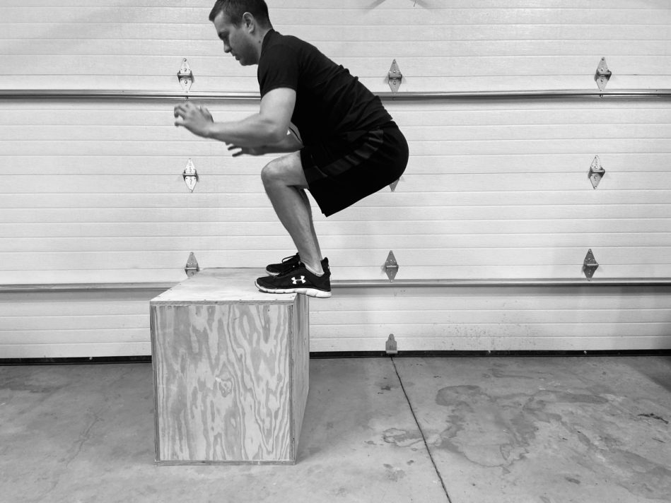 A Workout to Increase Your Vertical Jump